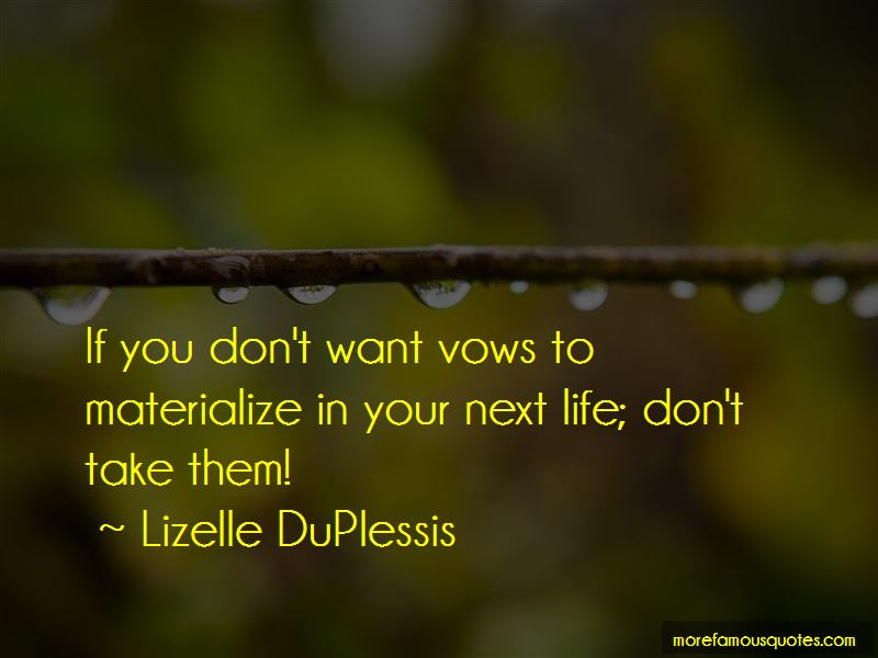 Lizelle DuPlessis Quotes Pictures 3