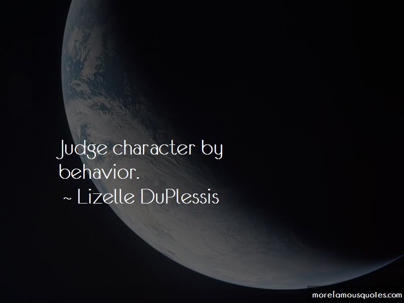 Lizelle DuPlessis Quotes Pictures 4