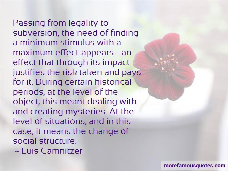 Luis Camnitzer Quotes Pictures 2