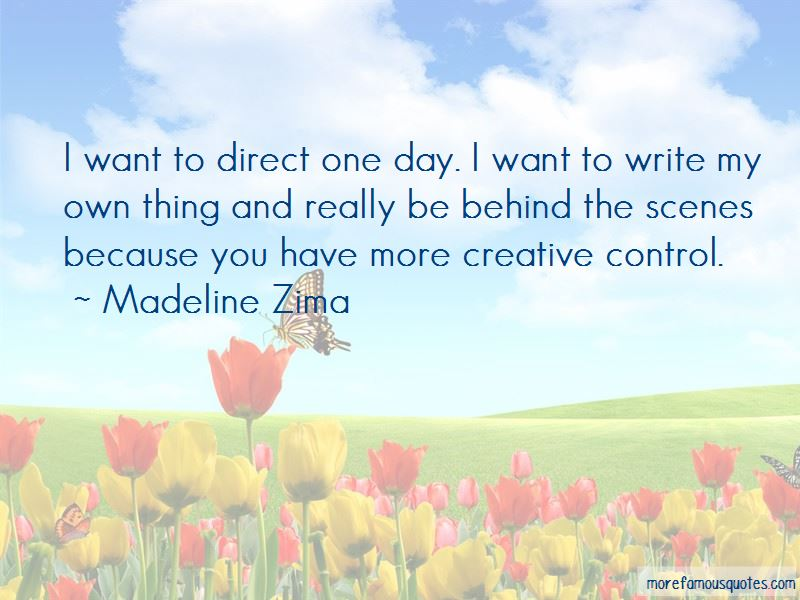 Madeline Zima Quotes Pictures 2