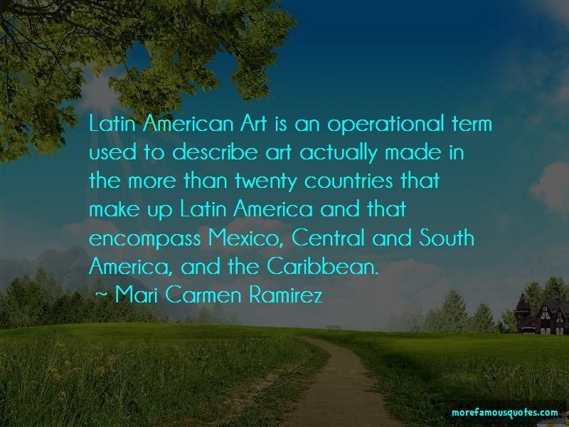Mari Carmen Ramirez Quotes Pictures 2