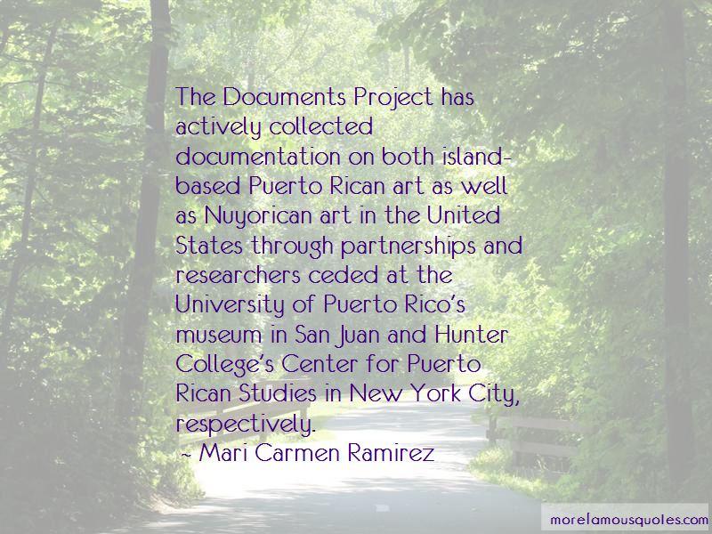 Mari Carmen Ramirez Quotes Pictures 3