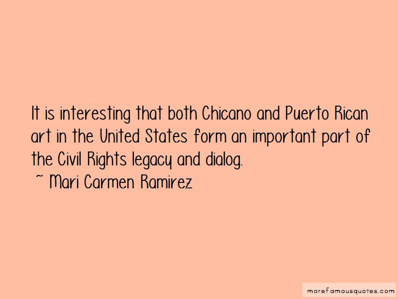 Mari Carmen Ramirez Quotes Pictures 4