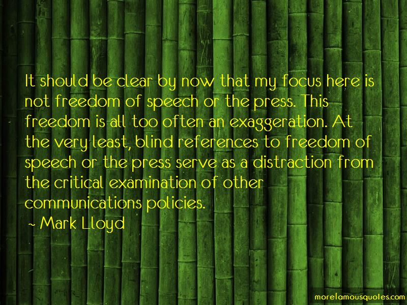 Mark Lloyd Quotes Pictures 2