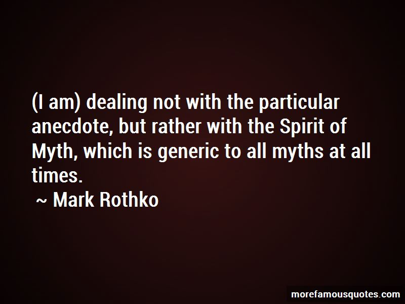 Mark Rothko Quotes Pictures 3