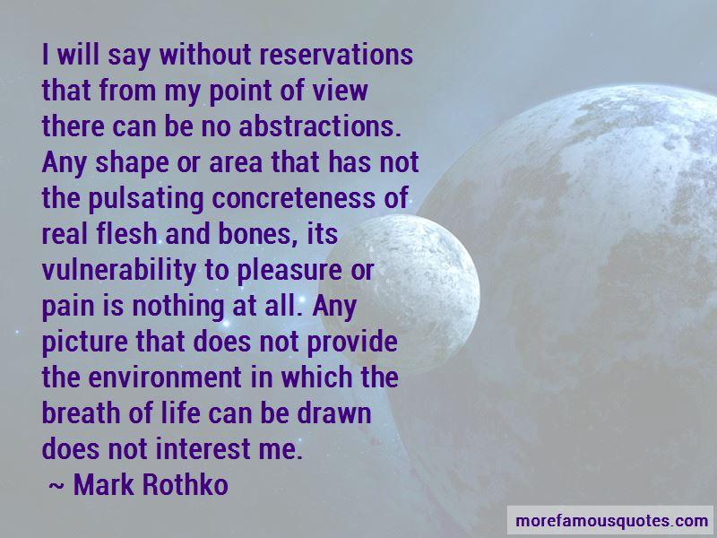 Mark Rothko Quotes