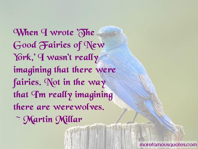 Martin Millar Quotes Pictures 3