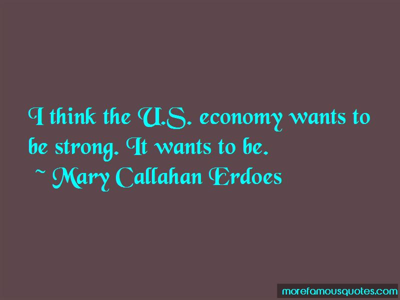 Mary Callahan Erdoes Quotes