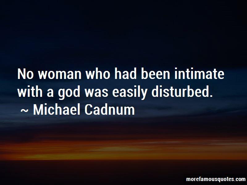 Michael Cadnum Quotes Pictures 2