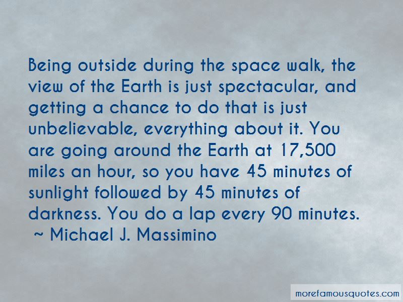 Michael J. Massimino Quotes Pictures 3