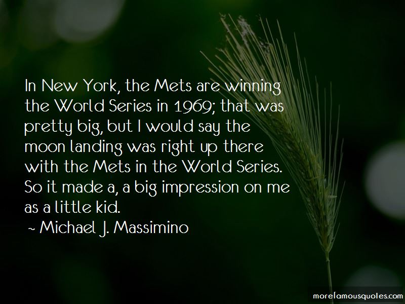 Michael J. Massimino Quotes Pictures 4