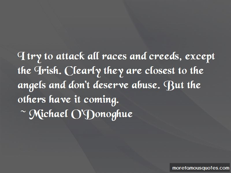 Michael O'Donoghue Quotes Pictures 2