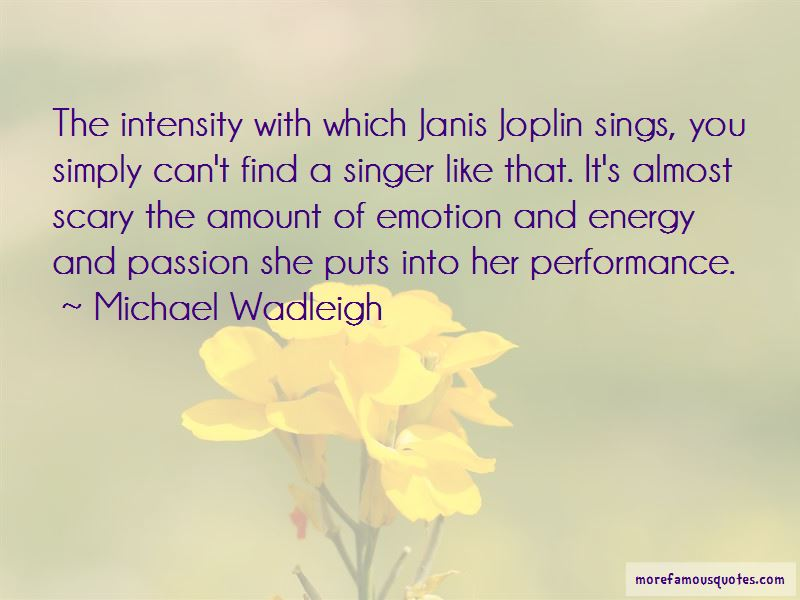 Michael Wadleigh Quotes Pictures 2