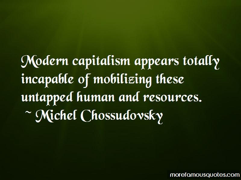 Michel Chossudovsky Quotes Pictures 2