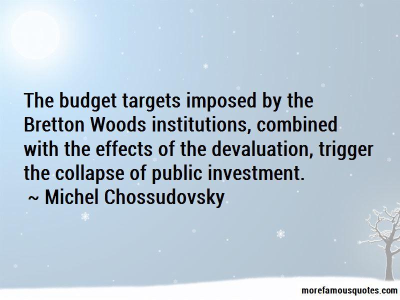 Michel Chossudovsky Quotes