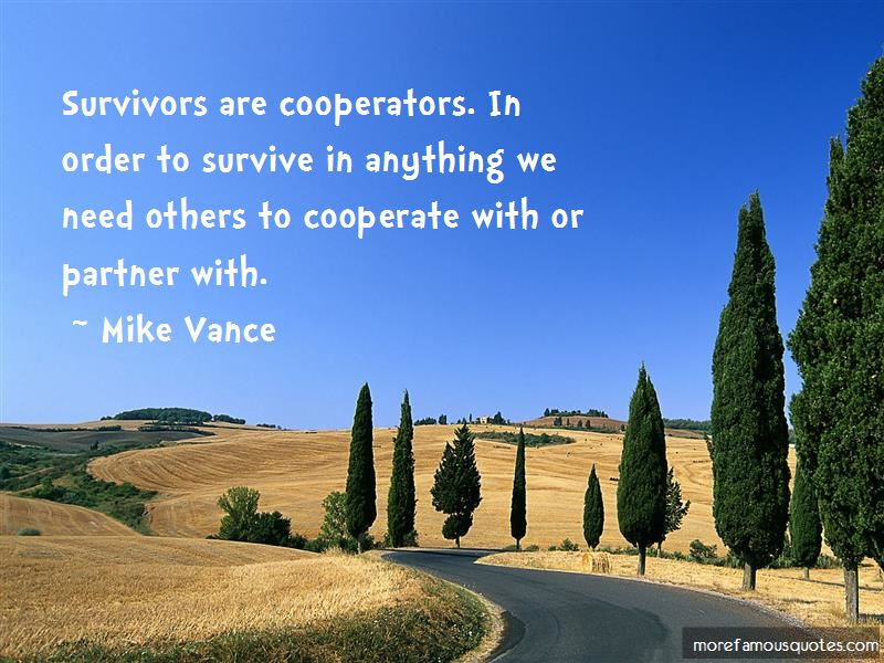 Mike Vance Quotes Pictures 3