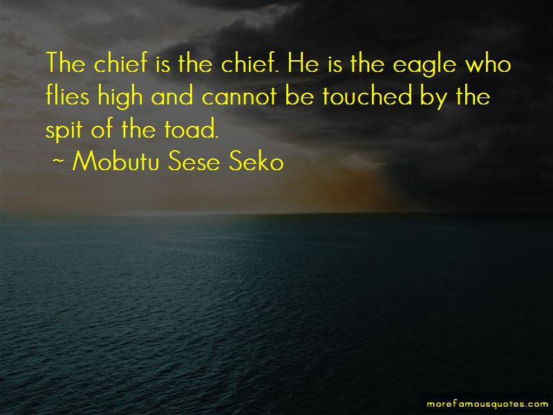 Mobutu Sese Seko Quotes Pictures 2