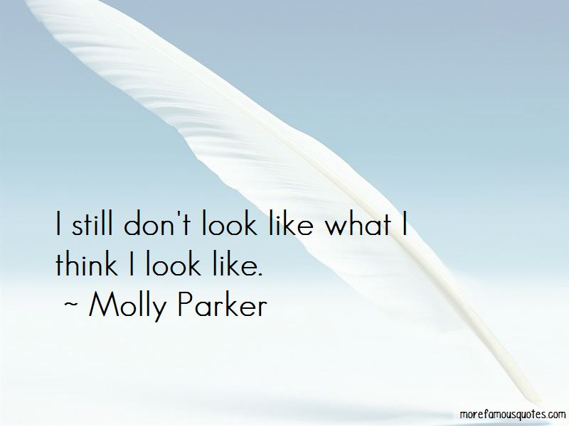 Molly Parker Quotes Pictures 2