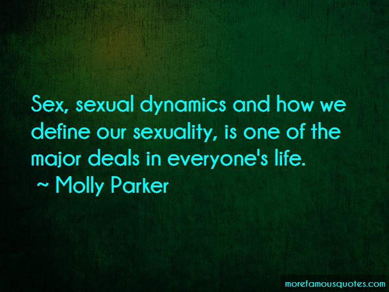 Molly Parker Quotes Pictures 4