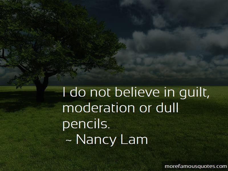 Nancy Lam Quotes Pictures 3