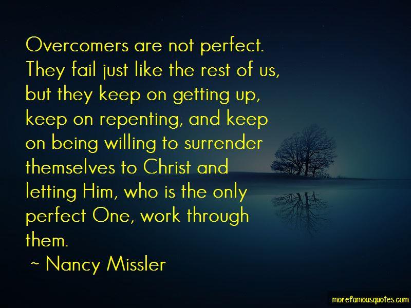 Nancy Missler Quotes