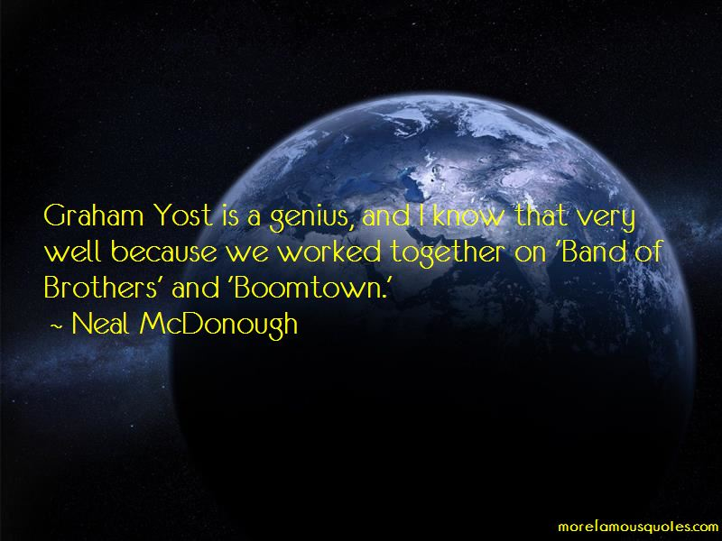 Neal McDonough Quotes Pictures 4