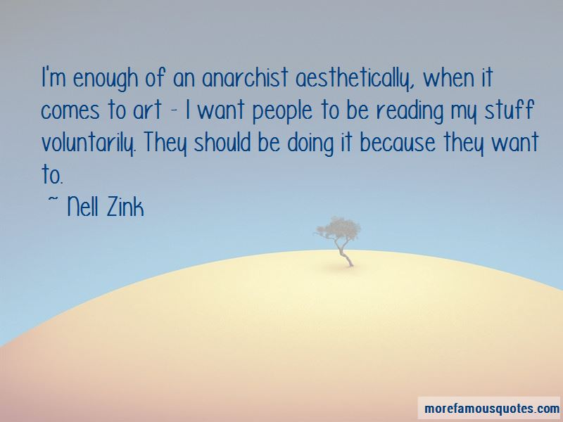 Nell Zink Quotes Pictures 4