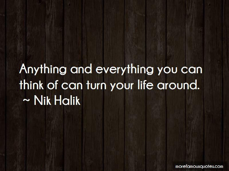 Nik Halik Quotes Pictures 4