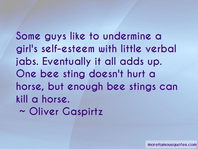 Oliver Gaspirtz Quotes Pictures 4
