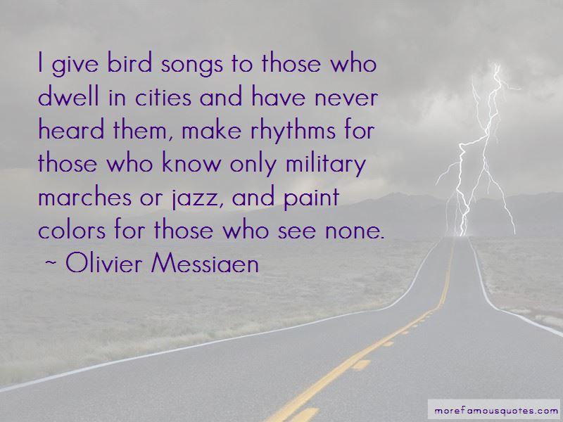 Olivier Messiaen Quotes Pictures 4
