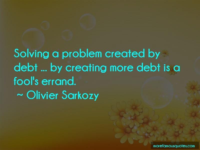 Olivier Sarkozy Quotes