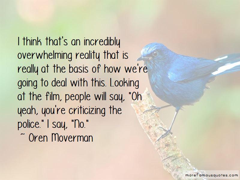 Oren Moverman Quotes Pictures 2