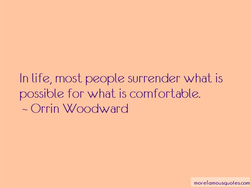 Orrin Woodward Quotes