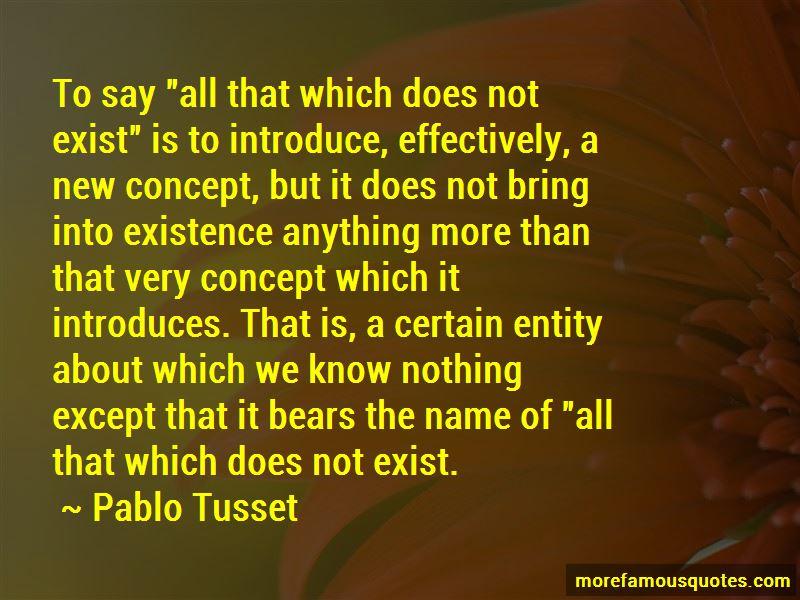 Pablo Tusset Quotes Pictures 2