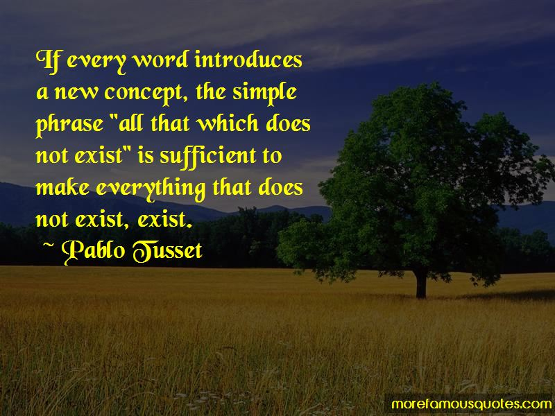 Pablo Tusset Quotes Pictures 3