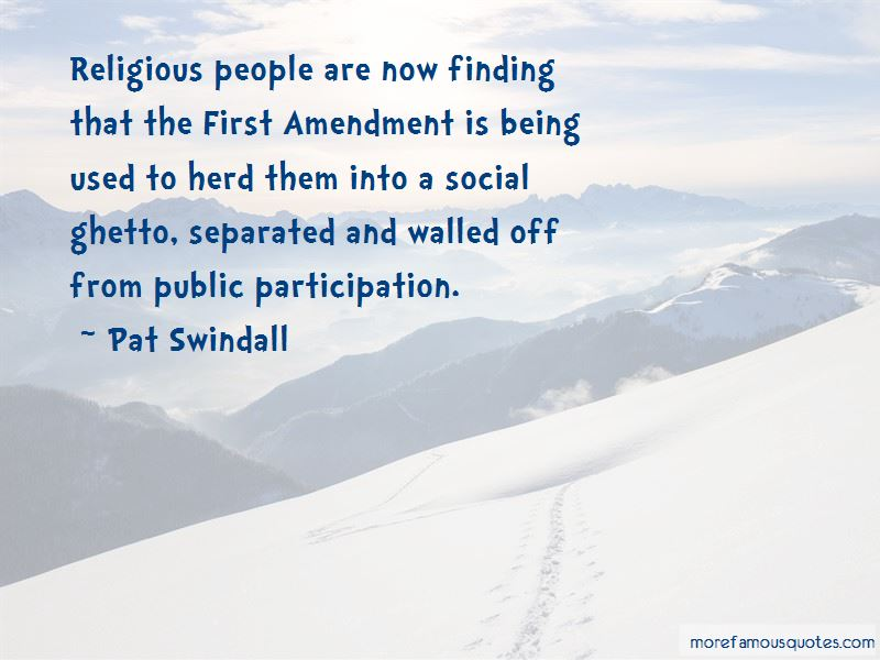 Pat Swindall Quotes Pictures 3