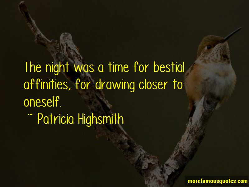 Patricia Highsmith Quotes Pictures 2
