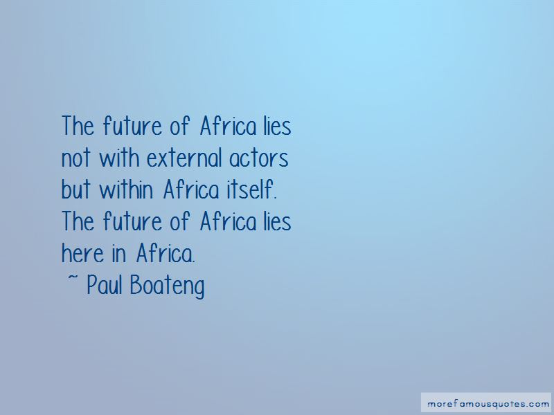 Paul Boateng Quotes Pictures 2