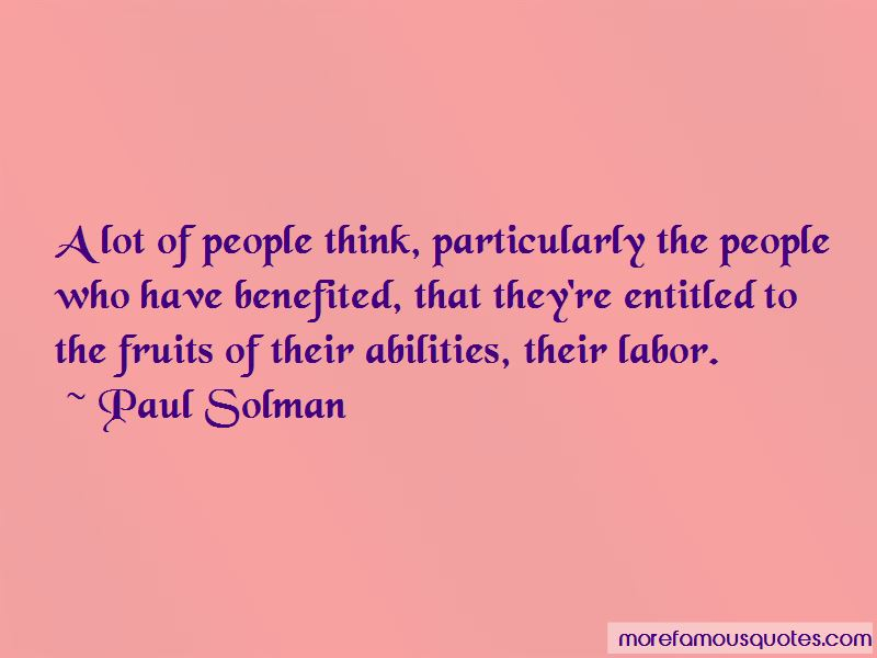 Paul Solman Quotes Pictures 4