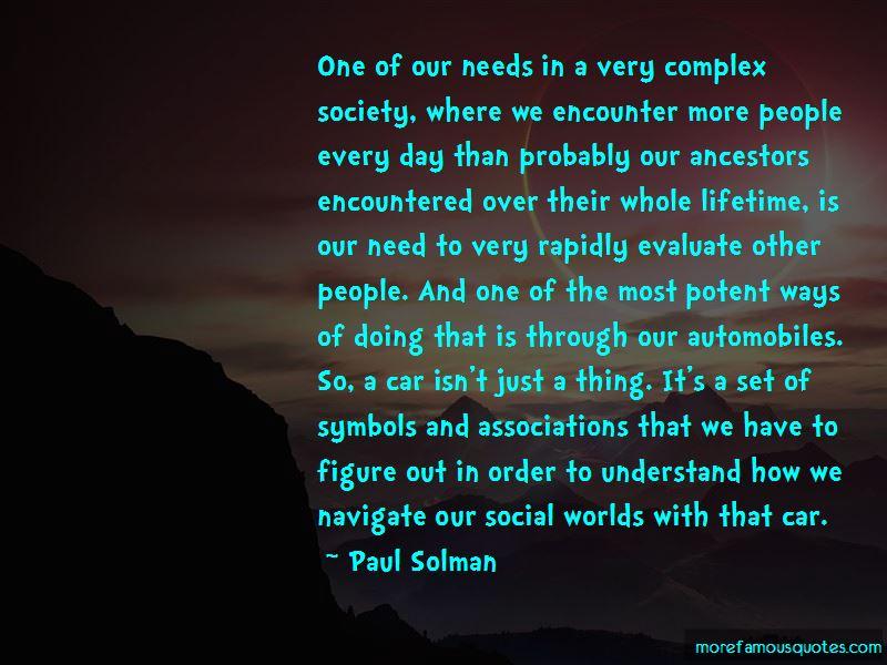 Paul Solman Quotes