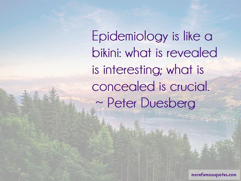 Peter Duesberg Quotes Pictures 2