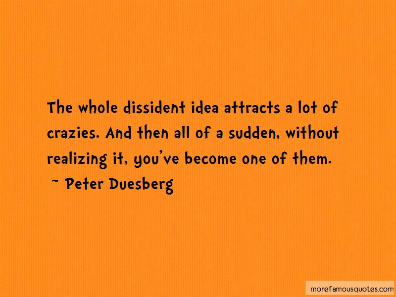 Peter Duesberg Quotes Pictures 4