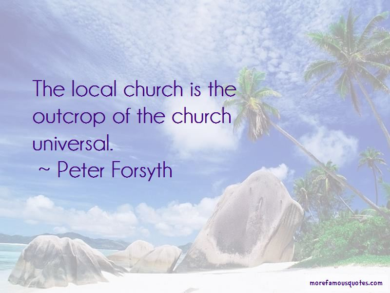 Peter Forsyth Quotes Pictures 2