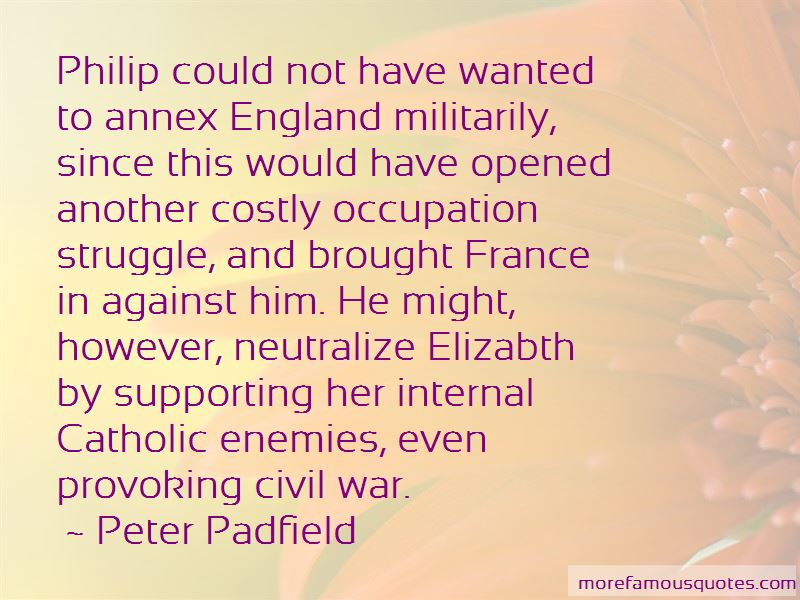 Peter Padfield Quotes Pictures 4