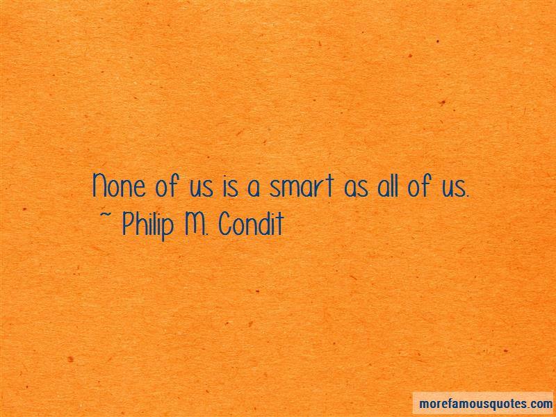 Philip M. Condit Quotes Pictures 2