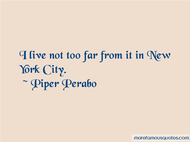 Piper Perabo Quotes Pictures 3