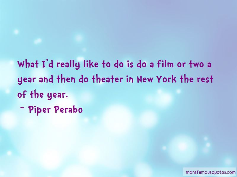 Piper Perabo Quotes Pictures 4