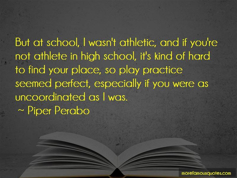 Piper Perabo Quotes