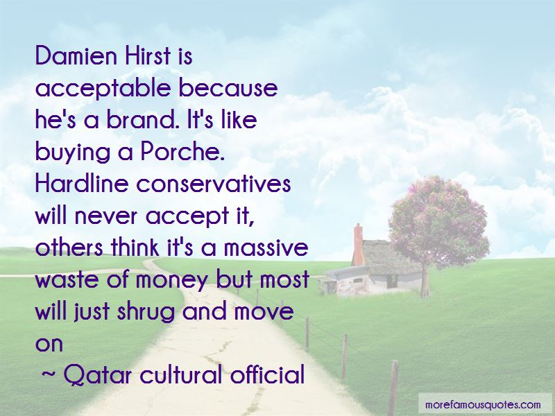 Qatar Cultural Official Quotes