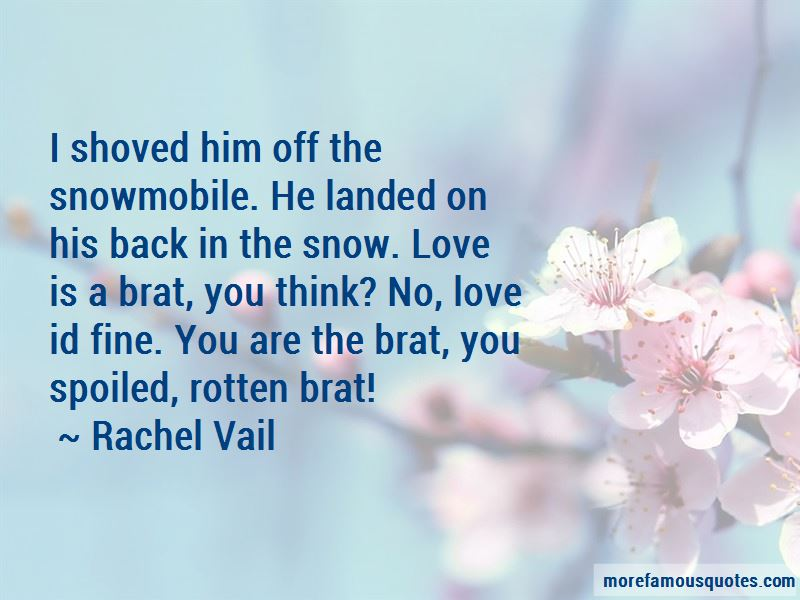 Rachel Vail Quotes Pictures 3